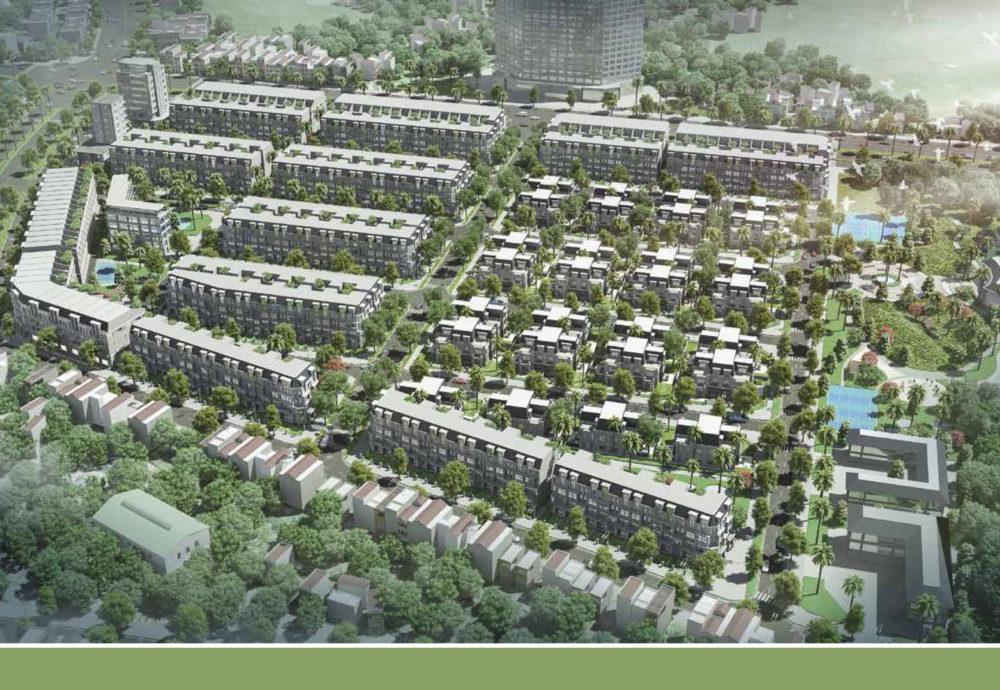 Green Park Móng Cái - Khu đô thị kiểu mẫu đầu tiên tại TP Móng Cái
