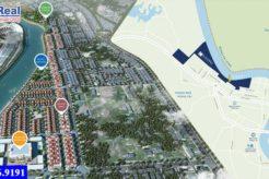 """Vị trí dự án Kalong Reverside City hội tụ 3 yếu tố """"vàng"""""""