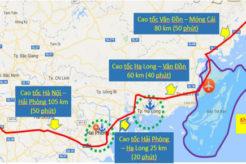 Quảng Ninh: Khởi công dự án cao tốc Vân Đồn – Móng Cái