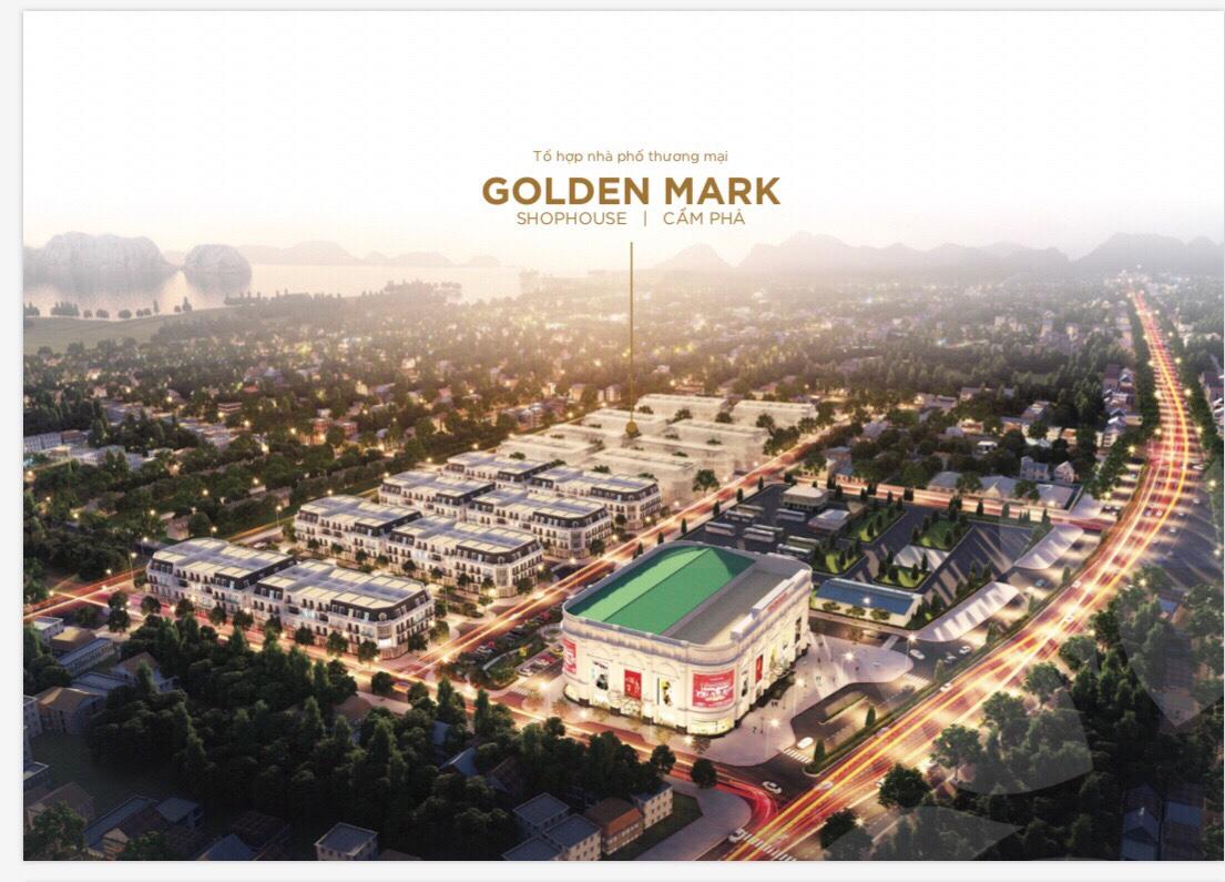 golden mark cẩm phả