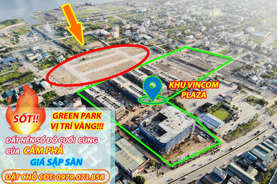 Green park Cẩm Phả