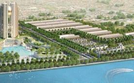 Dự án khu đô thị TTP Cẩm phả – GREEN DRAGON CITY