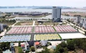 Dự án đất nền liền kề – khách sạn tại khu du lịch bãi cháy – Hạ Long