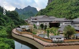 Biệt thự nghỉ dưỡng Yoko Onsen Villa Quang Hanh – Sun Group